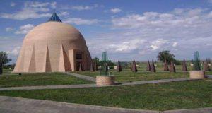 Қобыланды батыр мемориалдық кешені ©Қобда аудандық орталықтандырылған кітапхана жүйесі