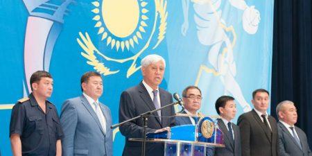 Алматы облысында дүбірлі дода басталды